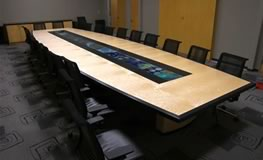 We Have Made Custom Wood Conference Room Tables For Many Of The Fortune  500. Hardrox Makes Custom Tables To Meet Any Specification Using Either  Plain Or ...
