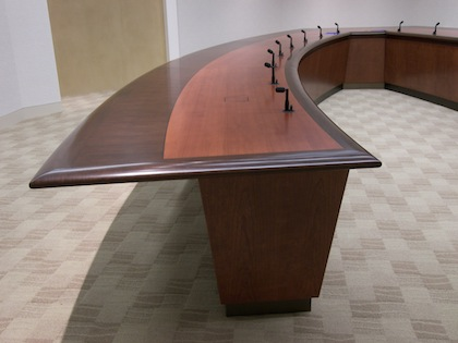 Ushapedconferencetablewoodatt HardroxHardrox - U shaped conference table designs