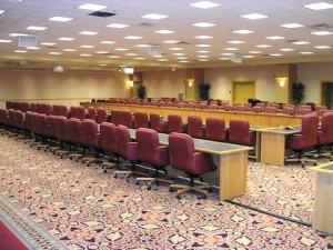 u-shaped-custom-conference-table-wood-fort-sill-army-base